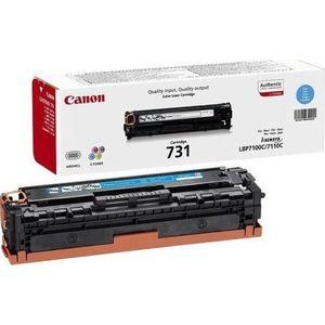 Картридж Canon 731C (6271B002) картридж для принтера canon 731 cyan