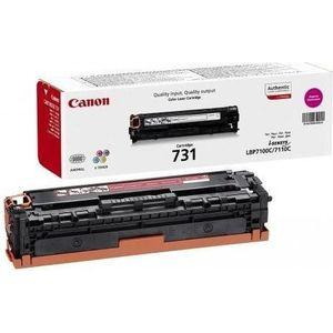 Картридж Canon 731M (6270B002) картридж для принтера canon 731 cyan