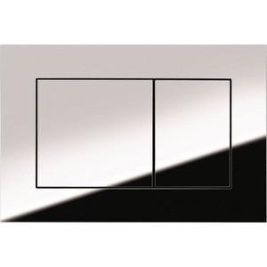 Панель смыва TECE TECEnow (9240401) хром глянцевый дистанционная рамка tece tecenow 9240412 хром матовый
