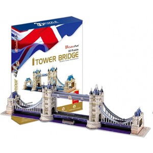 Пазл CubicFun Тауэрский Мост (Великобритания) (MC066h)