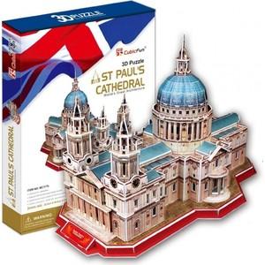 Пазл CubicFun Собор Святого Павла (Великобритания) (MC117h)