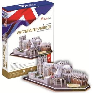 Пазл CubicFun Вестминстерское аббатство (Великобритания) (MC121h)