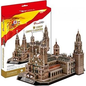 Пазл CubicFun Собор Святого Иакова (Испания) (MC184h)