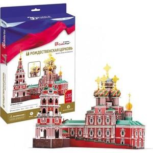 Пазл CubicFun Рождественская церковь (MC191h) cubicfun 3d пазл рождественская церковь россия