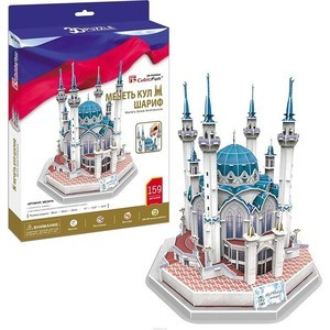 Пазл CubicFun Мечеть Кул Шариф (MC201h)