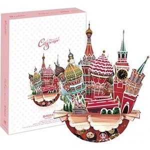Пазл CubicFun Городской пейзаж - Москва (OC3206h)