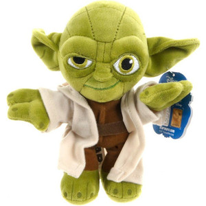 Мягкая игрушка Disney Йода 30 см (1400617)