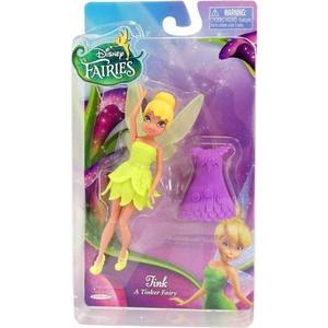 Кукла Disney Fairies Фея 11 см с дополнительным платьем (663210)