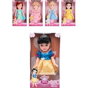 Кукла Disney Princess Малышка 35 см (750050) disney princess train case