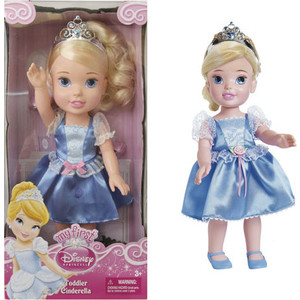 Кукла Disney Princess Toddler Ariel Малышка  31 см (75117) рюкзаки disney princess мешок для обуви disney princess