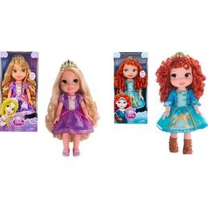 Набор кукол Disney Princess Малышка 35 см Рапунцель/Мерида (758280)