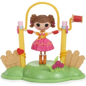 Кукла Lalaloopsy Mini Веселый спорт скакалка (530381)