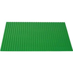 Конструктор Lego Строительная пластина зеленого цвета (10700)