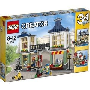 Конструктор Lego Магазин по продаже игрушек и продуктов (31036)