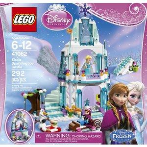 Конструктор Lego Ледяной замок Эльзы (41062)
