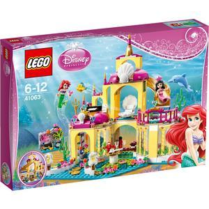 Конструктор Lego Подводный дворец Ариэль (41063)