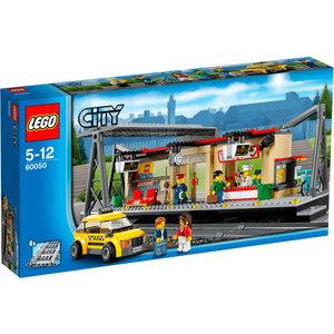 Конструктор Lego Железнодорожная станция (60050)
