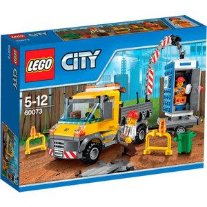 Конструктор Lego Машина техобслуживания (60073)
