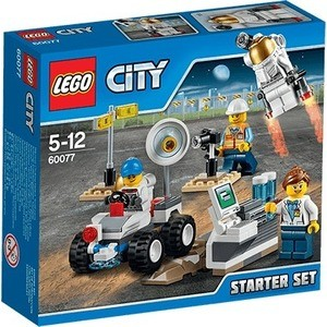 Конструктор Lego Набор Космос (60077)