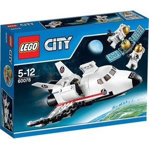 Конструктор Lego Обслуживающий шаттл (60078)