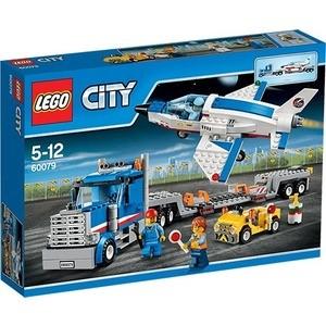 Конструктор Lego Транспортер для учебных самолетов (60079)