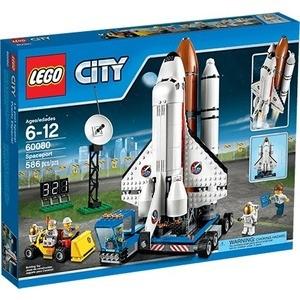 Конструктор Lego Космодром (60080) lego lego city космодром