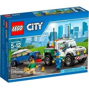 Конструктор Lego Буксировщик автомобилей (60081)