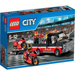 Конструктор Lego Перевозчик гоночных мотоциклов (60084)