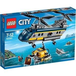 Конструктор Lego Вертолет исследователей моря (60093)