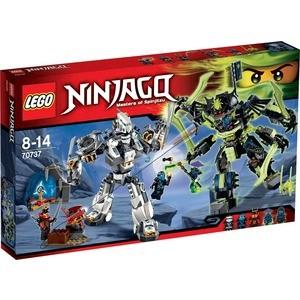 Конструктор Lego Битва механических роботов (70737)