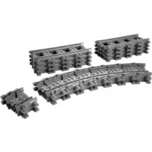Конструктор Lego Гибкие пути (7499)