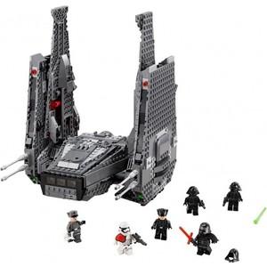 Конструктор Lego Командный шаттл Кайло Рена (75104) lego 60139 город мобильный командный центр