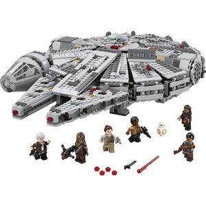 Конструктор Lego Сокол Тысячелетия (75105)