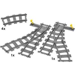 Конструктор Lego Железнодорожные стрелки (7895)