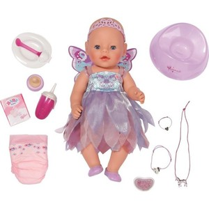 Кукла Zapf Creation Baby born Фея Интерактивная 43 см (822-821)
