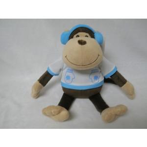 Мягкая игрушка Gulliver Обезьянка Фрай 21см (52-V41887-21A) мягкие игрушки gulliver обезьянка фрай 21см