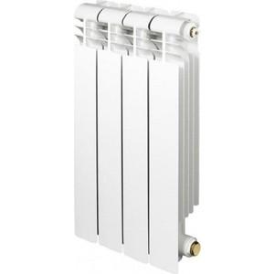 Радиатор отопления KANZLER алюминиевый Haus 500 4 секции