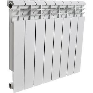 Радиатор отопления KANZLER алюминиевый Haus 500 8 секций