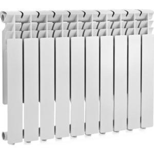 Радиатор отопления KANZLER алюминиевый Haus 500 10 секций
