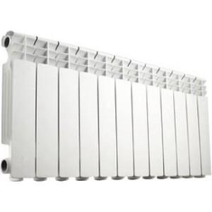 Радиатор отоплени KANZLER алминиевый Haus 500 12 секций