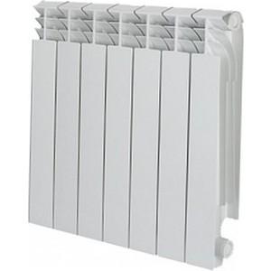 Радиатор отопления KANZLER биметаллический Logis 500 7 секций  цены