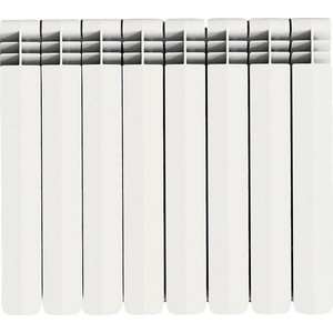 Радиатор отопления KANZLER биметаллический Logis 500 8 секций