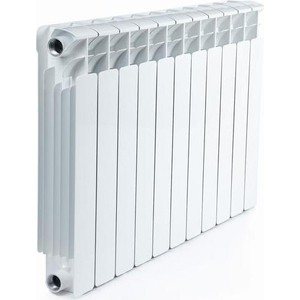 Радиатор отопления RIFAR Base 500 11 секций  радиатор rifar base b 350 11