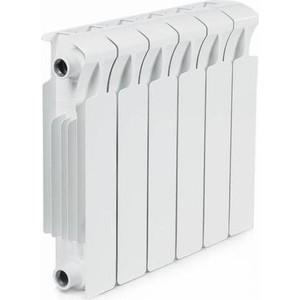 Радиатор отопления RIFAR Monolit 350 6 секций радиатор отопления алюминиевый halsen 350 80 12