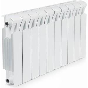 Радиатор отопления RIFAR Monolit 350 10 секций радиатор отопления алюминиевый halsen 350 80 12