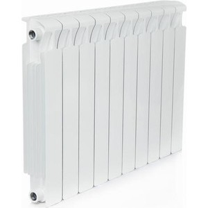 Радиатор отопления RIFAR Monolit 500 10 секций радиатор бимет rifar monolit 500 10 сек