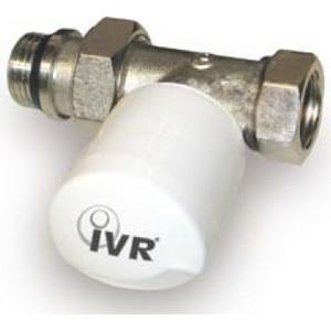 Вентиль IVR прямой с ручной регулировкой 3/4 560 IVR под термоголовку