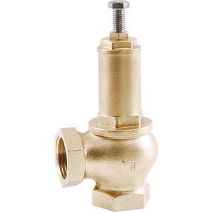 Предохранительный клапан Officine Rigamonti регулируемый 3/4 ВР 1831.020 предохранительный клапан для воздуха челябинск