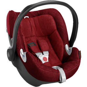 Автокресло Cybex Aton Q Plus Hot Spicy (515104151)
