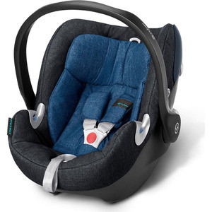 Автокресло Cybex Aton Q Plus True blue (515104147)